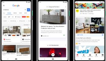 Google меняет Gallery Ads на новое расширение с картинками