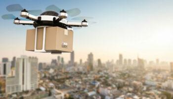 После пандемии дроны заменят курьеров?